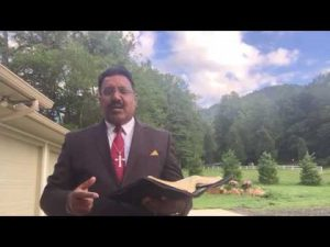 A minute with Rev.Noble Samuel