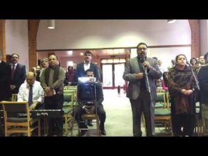 Heston Asian United Reformed Church Sunday Service