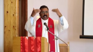 Sermon on Pentecost Sunday by Rev. Noble Samuel
