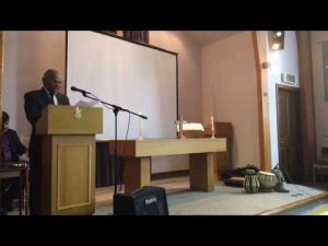 Good Friday 2017 Service Heston Asian United Reformed Church