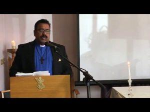 Heston Asian United Reformed Church, Sunday Sermon by Rev. Noble Samuel 14-05-17