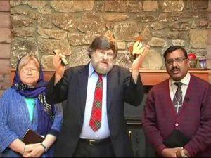 Lesson # 4 Christian Prayer Led by the Holy Spirit by Rev. Dr. Zeb Bradford Long