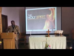 URC Sunday Sermon 21-05-2017 by Rev. Noble Samuel – What is Holy Spirit?