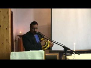 URC Sunday Service 11-07-17 Sermon by Rev. Dr Maqsood Kamil