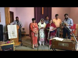 URC Sunday Service by Rev Bashir Bahadur 09-07-2016 Part 1