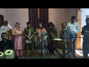 URC Sunday Service by Rev Noble Samuel 02-07-2017