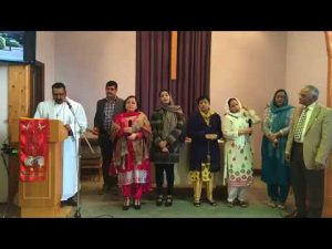 Worship and Sermon at Heston Asian United Reformed Church 07-01-2018