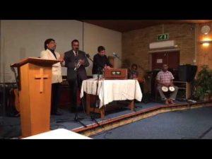 Praise and Worship led by Rev.Noble Samuel