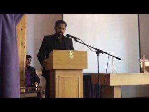 Good Friday 2017 Service at Heston Asian United Reformed Church