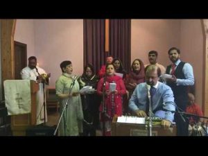 URC Sunday Service by Bishop Steve Praise and Living Faith Church Choir, 16-07-2017